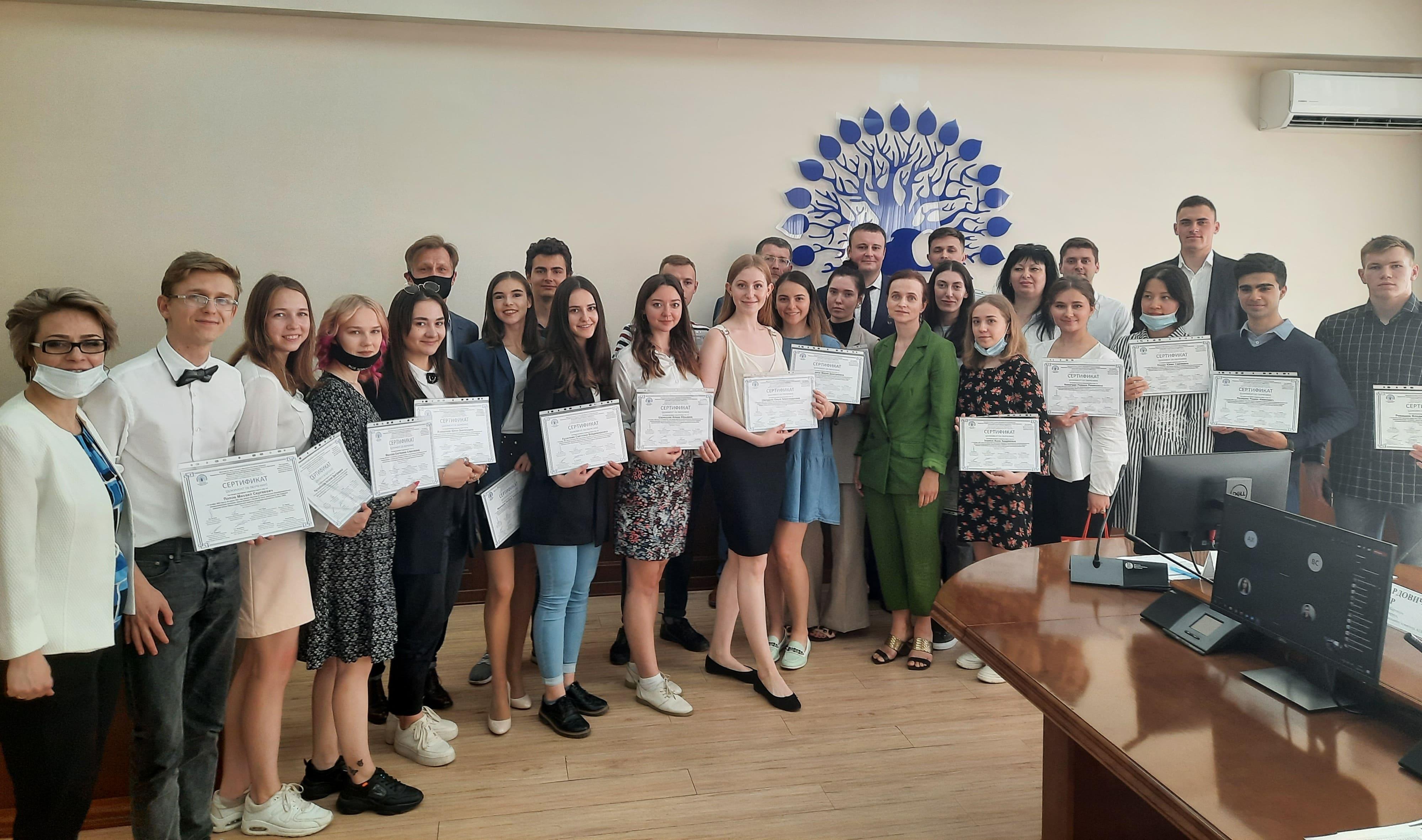В КубГУ состоялся выпуск Школы бизнеса 2021