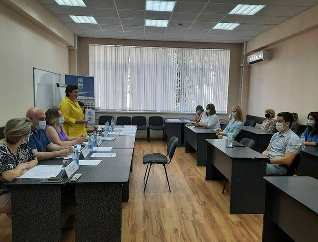 В КубГУ окончилось обучение по управлению персоналом работников ПАО «Россети Кубань»