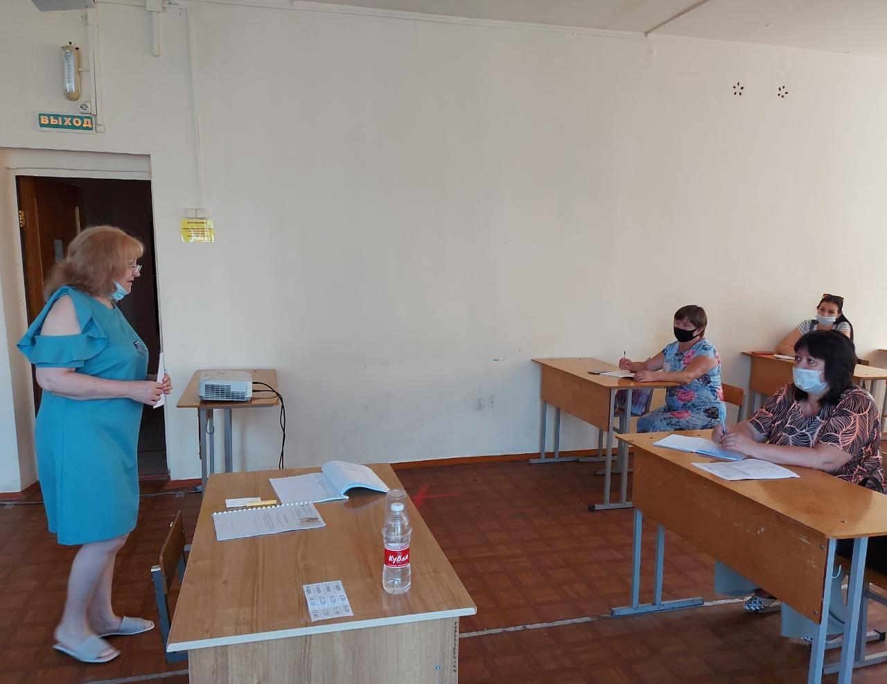 Филиал КубГУ в г. Славянске-на-Кубани приступил к обучению граждан в рамках федерального проекта «Содействие занятости» национального проекта «Демография»