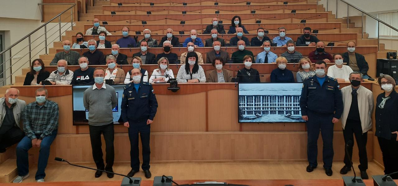 В КубГУ окончилось обучение по программе «Оптимизация учебного процесса на основе использования средств информационно-коммуникационных технологий, организации электронного обучения и обучения с применением дистанционных образовательных технологий»